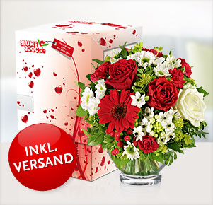 Only for You inkl. Herz-Verpackung