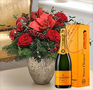 Weihnachtsfest mit Veuve Clicquot (0.375l)