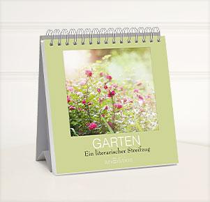 Garten - Ein literarischer Streifzug