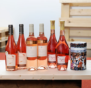 Weinpaket Rosé 6 x 0,75 l