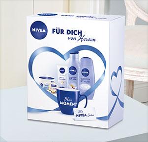 """Nivea Muttertagsset """"Für Dich von Herzen"""""""