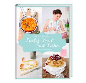 Buch Zucker, Zimt und Liebe - Jeannys süße Rezepte