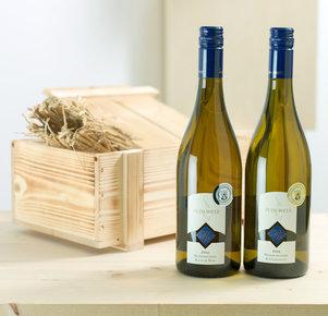 """2er Weinpaket """"Weiße Schätze von 3 Trauben Winzer"""""""