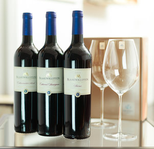 "3er-Weinpaket ""Blaauwklippen"" Cabernet Sauvignon"