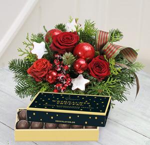 Vorfreude mit Weihnachtstrüffeln