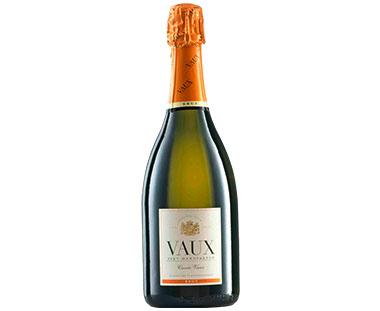 Sekt Cuvée VAUX Brut (0,75l)