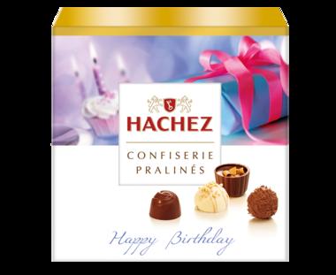 "Hachez Pralinen ""Happy Birthday"" 85 g"