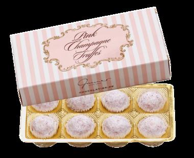 Pink Champagne Truffes Pralinen 90 g