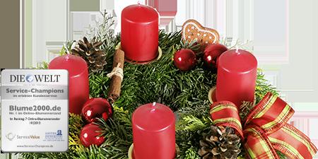 """Adventskranz """"Petit Noël"""""""