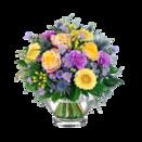 Blumenstrauß Geburtstagsgruß