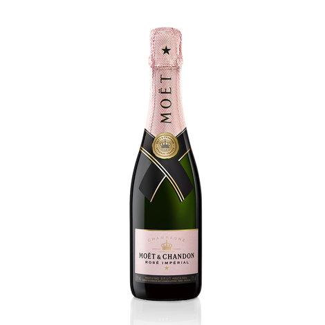 Champagner Moët & Chandon Impérial Rosé 0,375 l in Orange