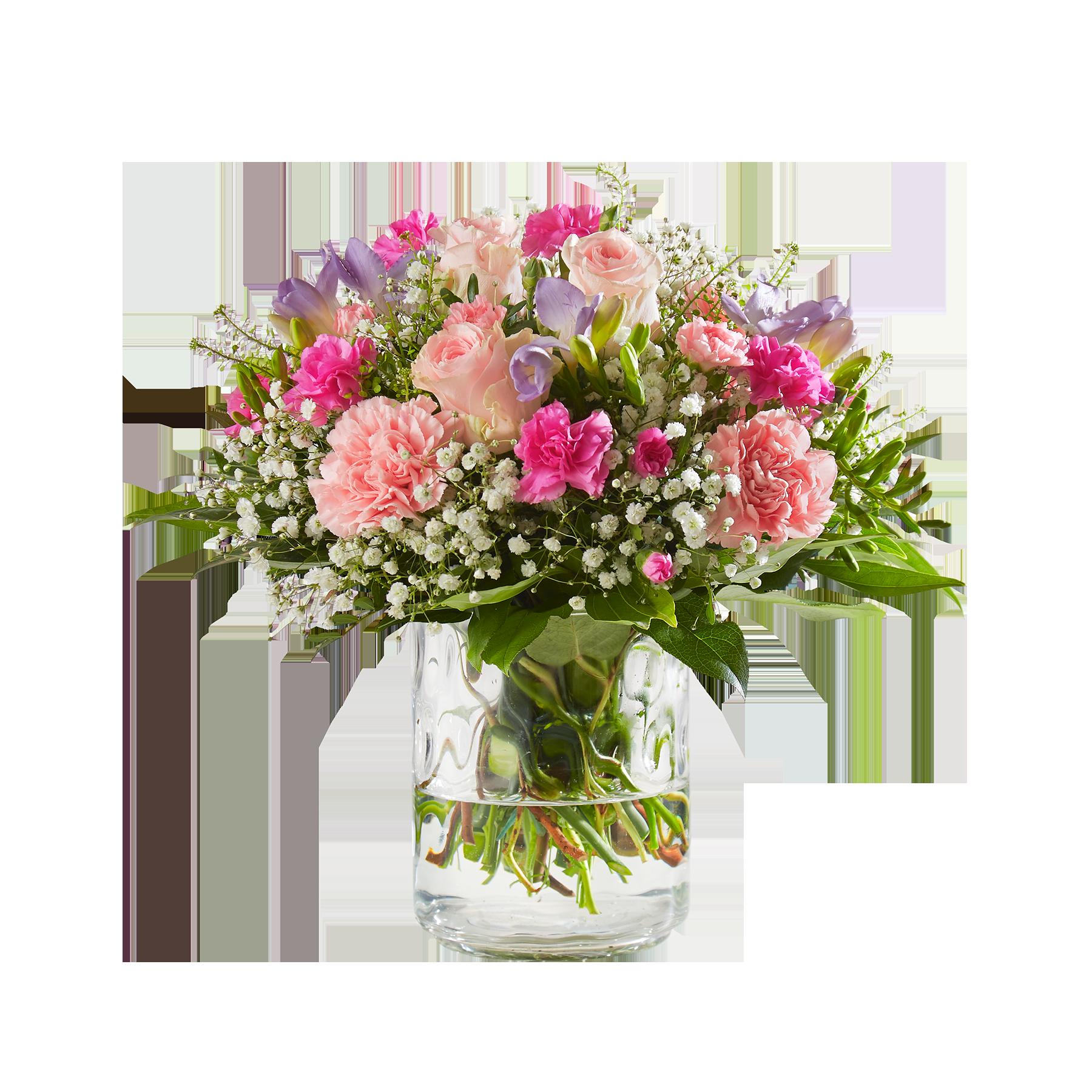 #Blumenstrauß Beste Genesung#