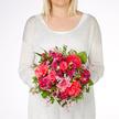 Blumenstrauß  Mamas Liebling mit Hachez Pralinés Zum Muttertag