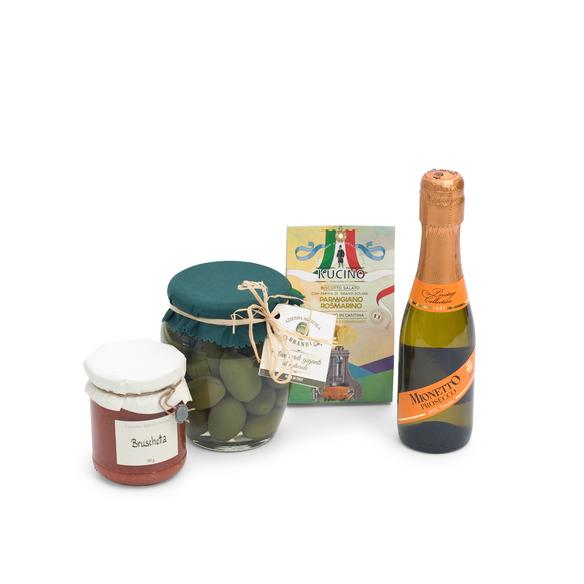 Geschenkset  Aperitivo Italiano