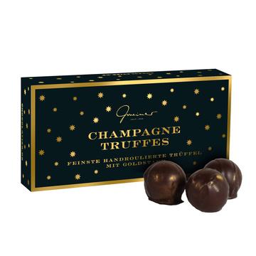 Champagne Truffes mit Goldstaub 90 g