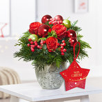 Blumenstrauß  Schönste Freude mit Mon Chéri Stern