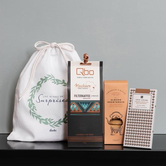 Geschenkset  Dein Kaffeemoment