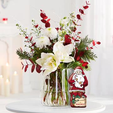 Nordic Treasure mit GRATIS Hachez Weihnachtsmann