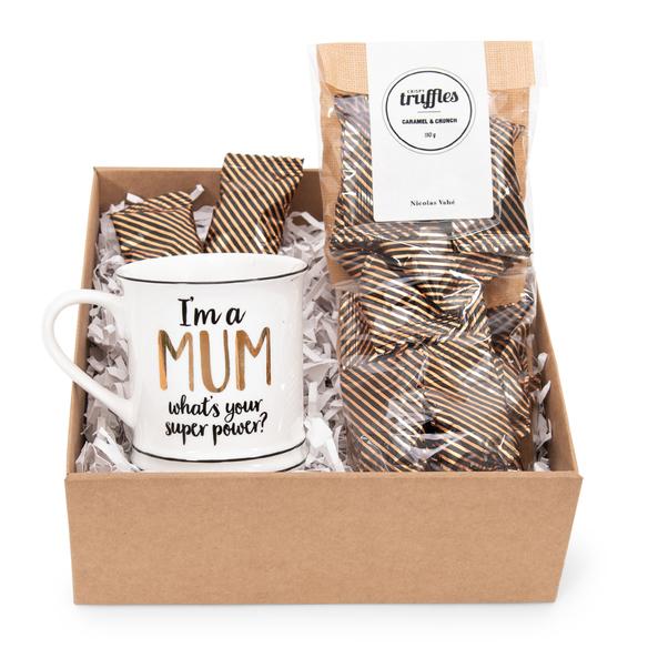 Geschenkset  Super Mum