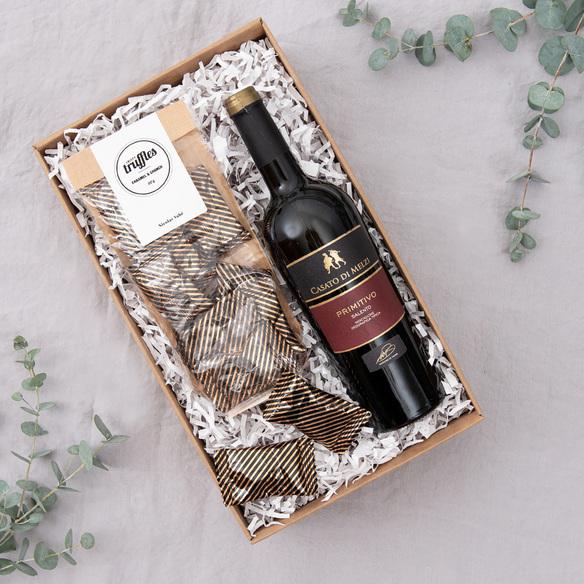 Geschenkset  Wine Time