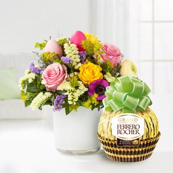 Osterglück mit Grand Ferrero Rocher