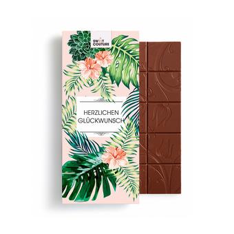 Schokolade Herzlichen Glückwunsch 80g