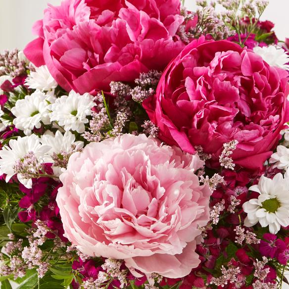 Blumenstrauß  Blütentraum Größe M mit Niederegger Meistervariation