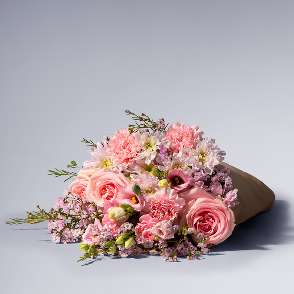 Traumhaft Rosa Größe M mit Sachertorte