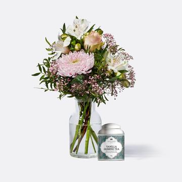 Freude für Dich mit Tafelgut Tee Vanilla Jasmine