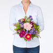 Blumenstrauß  Flower Power