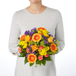 Blumenstrauß  Happy Birthday Größe L