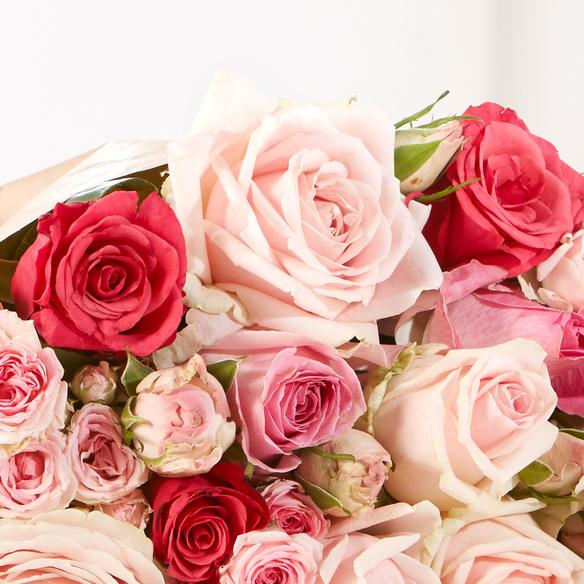 Rosenstrauß  Mellow Roses L