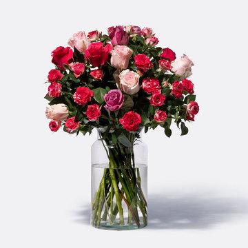 Mellow Roses Größe L