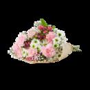Blumenstrauß Blumenglück Größe L