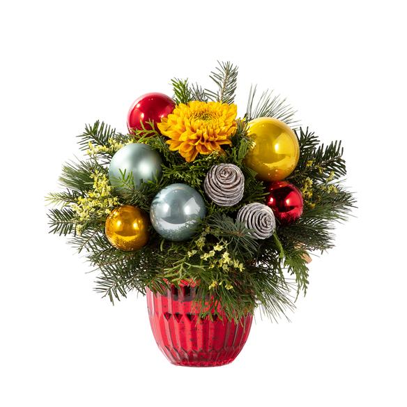Blumenstrauß  New York Christmas