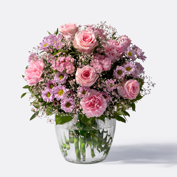 Blumenstrauß  Blumenkuss Größe L