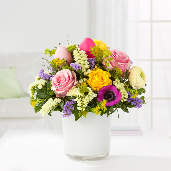 Blumenstrauß  Osterglück