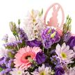 Blumenstrauß  Schöne Ostern