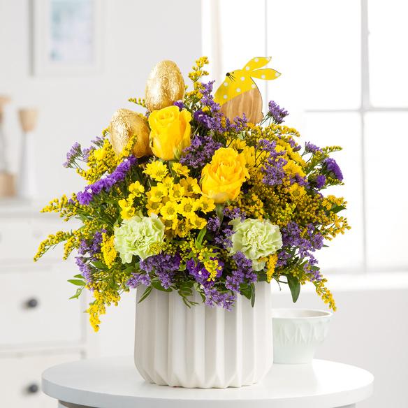 Blumenstrauß  Hasenfreude