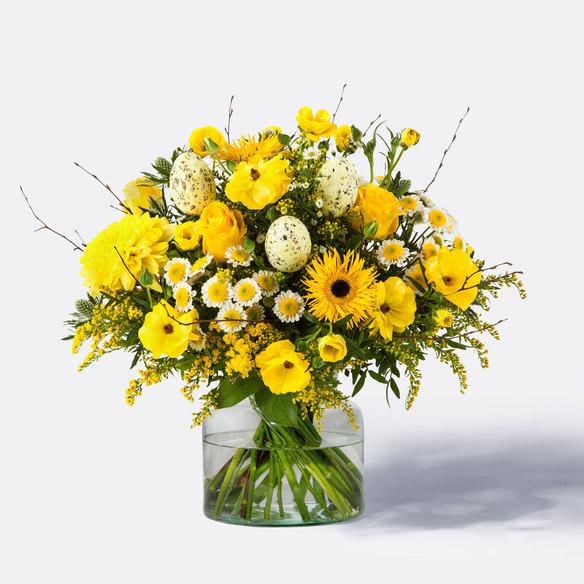 Blumenstrauß  Osterpracht
