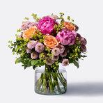 Blumenstrauß  Blumenmeer