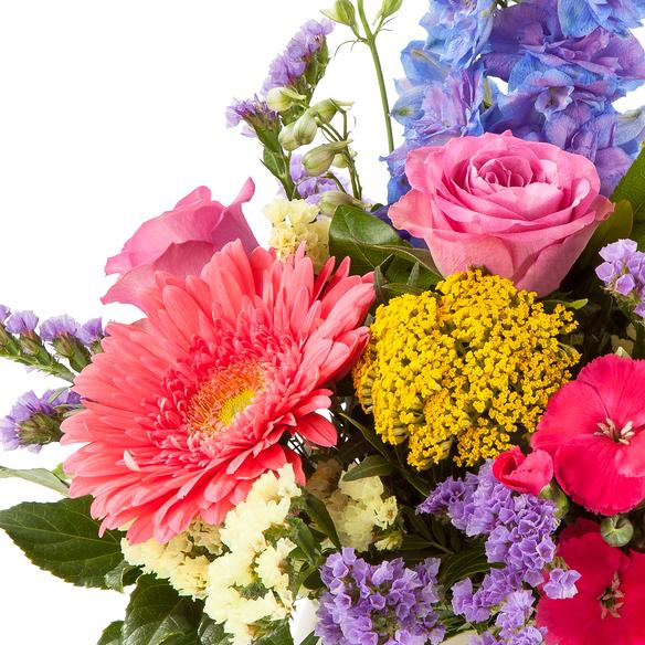 Blumenstrauß  Bunter Sommer