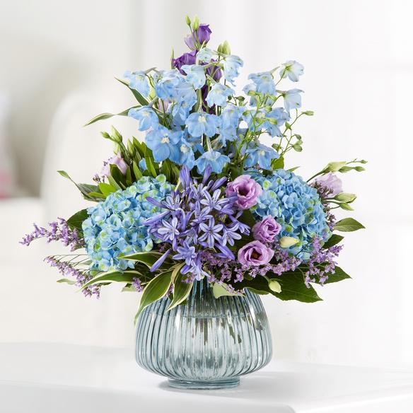 Blumenstrauß  Blue Summer