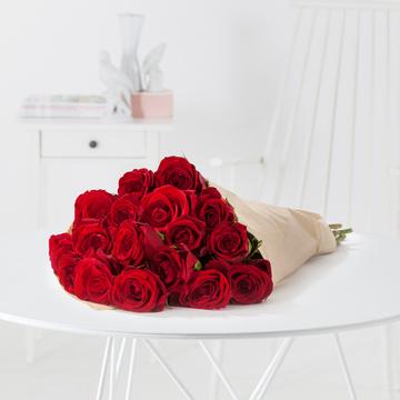 Rote Rosen Größe M