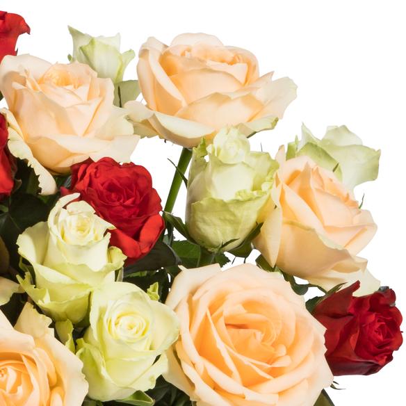 Rosenstrauß  Rosen für Dich