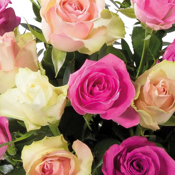 Rosenstrauß  Rosengrüße Größe M