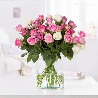 Rosengrüße Größe L