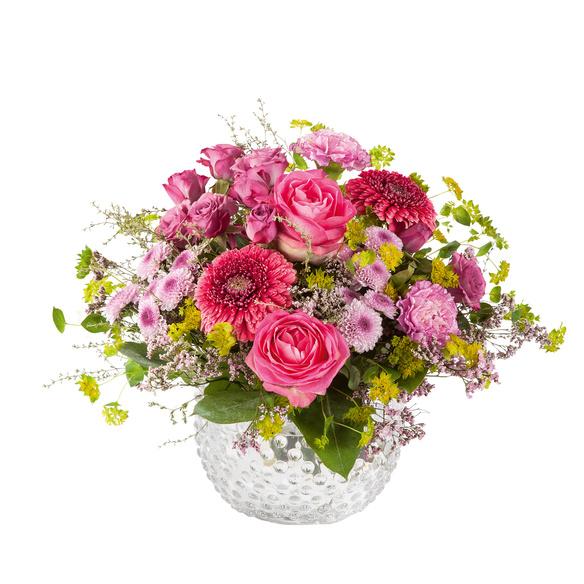 Blumenstrauß  Pink Summer