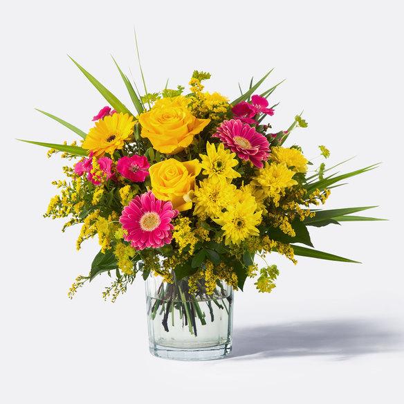Blumenstrauß  Strahlender Sommer