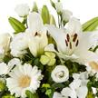 Blumenstrauß  In stillem Gedenken Größe M